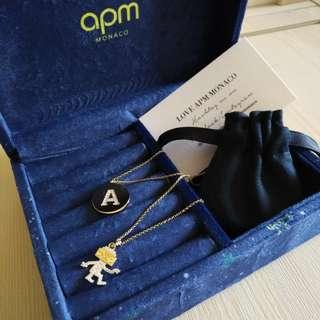 APM Monaco 頸鏈買一送一