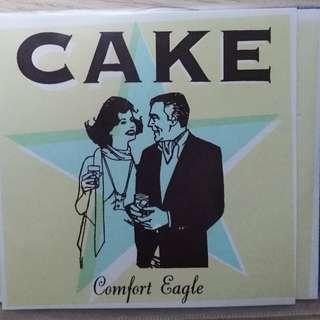 Cake, comfort eagle