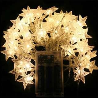 RENTAL 10.8m Fairy Lights