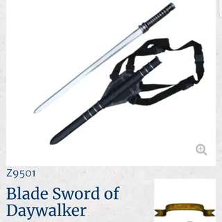 Blade sword - Daywalker