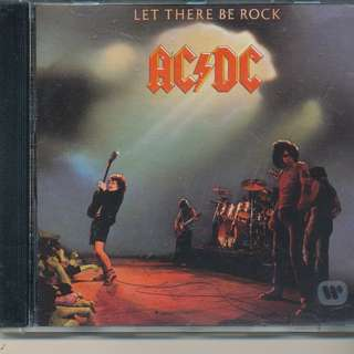AC/DC - Let There Be Rock (AUDIO CD) MADE IN GERMANY [x5]