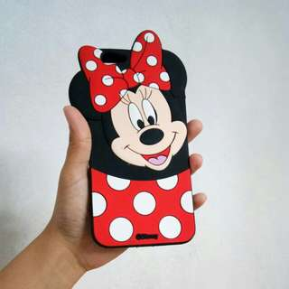 Softcase Mickey Mouse for Vivo V5