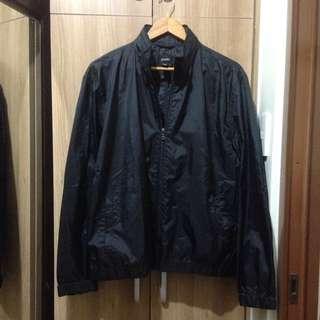🍃Authentic Alfani Windbreaker Jacket with hidden Hood