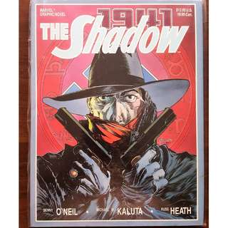 Shadow 1941: Hitler's Astrologer HC (1988) O'Neil  Kaluta Heath