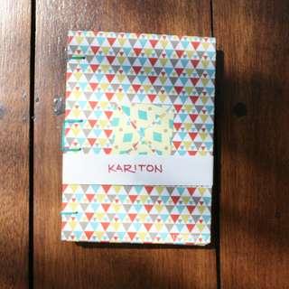 Triangles Handmade Journal