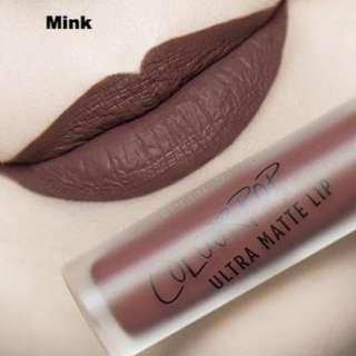 Ultra matte - Mink colourpop