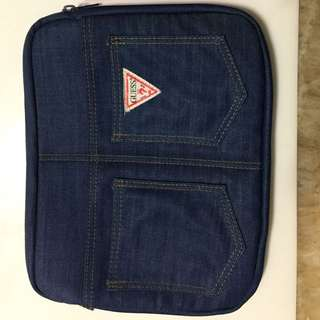 Mini Tablet Sleeve (Jeans Design)