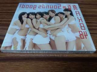 AKB48 真夏之Sounds good!CD+DVD 包郵