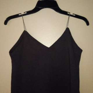 V-neck Crop Tops
