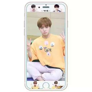 219 WANNA ONE JIHOON SCREEN PROTECTOR. 💫