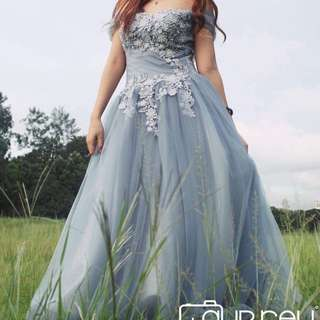 Long gown (for rent)