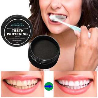 Charcoal Teeth powder
