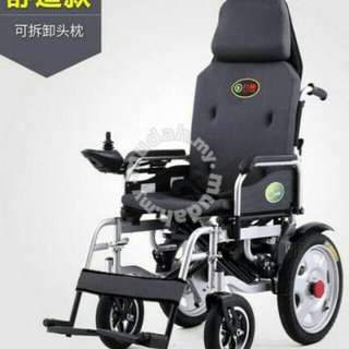 Electric wheelchair Almost new