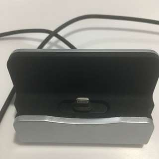 iPhone docking charger