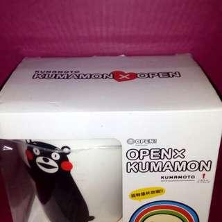 OPEN將x熊本熊好朋友馬克杯 , 容量約530ml