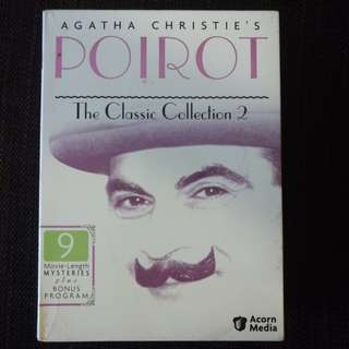 Agatha Christie's Poirot - The Classic Collection 2 DVD