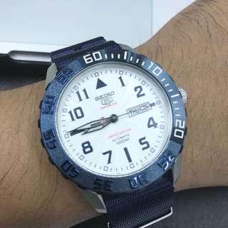 Seiko Limited Edition SRP785 Mount Fuji Edition