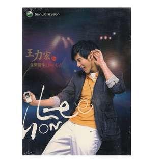 王力宏 Leehom  (Wang Li Hong): <音乐创作 Live CD> 2006 单曲 Single CD (全新未拆)