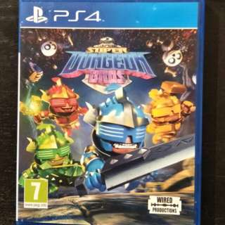 PS4 Super Dungeon Bros