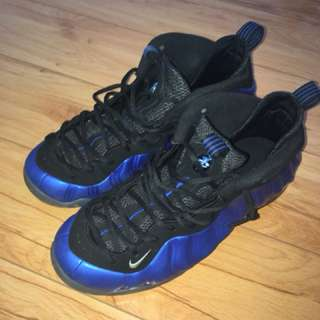 Foamposite Royals