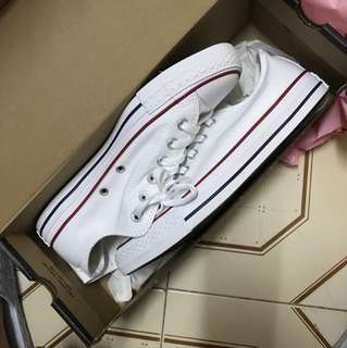 converse all star size鞋碼 39.5 25cm