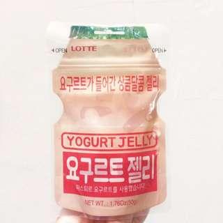 [New] Lotte Yoghurt Jelly