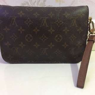 Authentic Louis Vuitton Orsay Mono ClutchBag