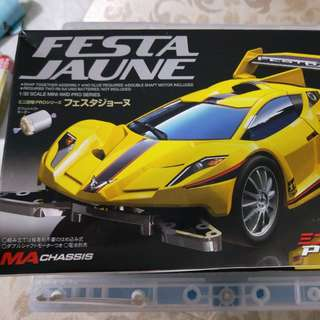 Assembly toy car