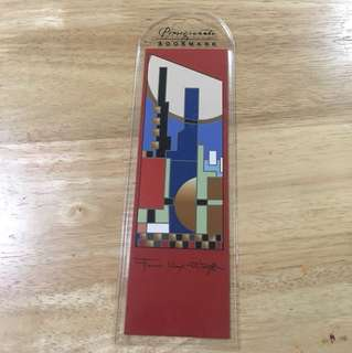 Frank Lloyd Wright Collection Bookmark
