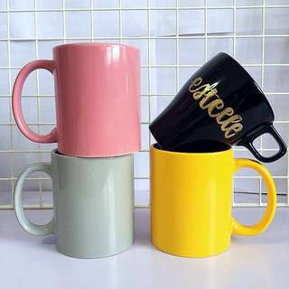 Customisable Mug cup Colleagues student Teachers Colleague Day Student Teacher bridesmaid proposal Presents Present Gift Gifts wedding Students Door Birthday friend Friends Embossed Boy Girl Calligraphy Personalised Customised Farewell cheap Wife Husband