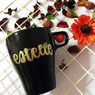 Customisable Mug cup Colleagues student Teachers Colleague Day Student wedding bridesmaid proposal Presents Present Gift Gifts Students Door Birthday friend Friends Party Embossed Boy Girl Calligraphy Personalised Customised Farewell cheap affordable