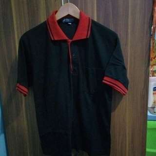 Kaos Polo size S & M (take all)