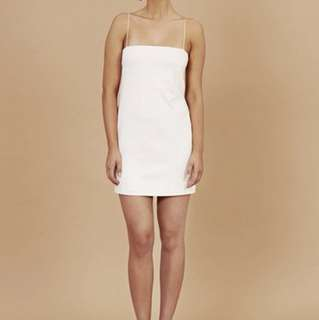Natalie Rolt Mini Slip Dress