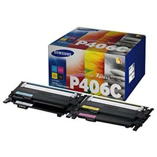 Brand new Samsung Printer Cartridge P406C Cyan