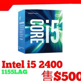 i5 2600 只售$500快啲搶購!