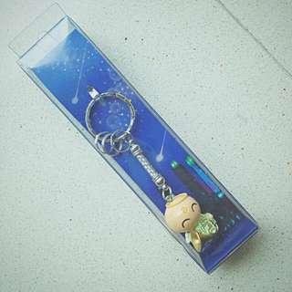 全新可愛小天使鎖匙扣