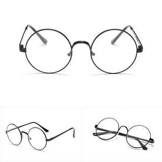 PO: Round Vintage Glasses