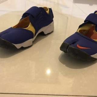 Nike Air Rift - Favorite Color White Yellow Purple