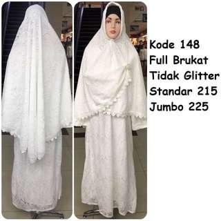 Gamis putih #148