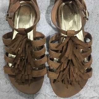 Keneth cole sandals size  us size13