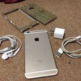 Rush. Iphone 6s plus 128gb FU