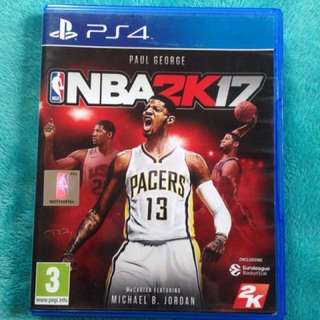 Nba2k17: For Sale or Trade