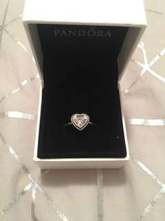 Pandora Sparking Love Ring