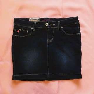 Denim Skirt 02