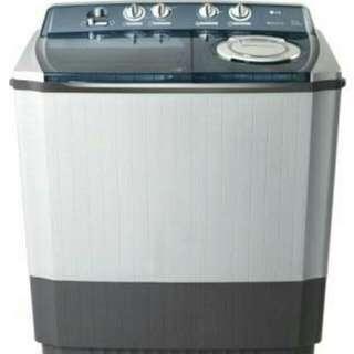 LG mesin cuci 2 tabung