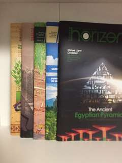 Beyond horizons magazines
