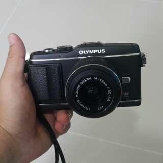 Olympus Pen EP3 body