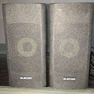 Elecom Mini Speaker