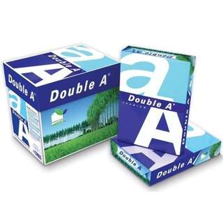 Double A B5 size paper for sale!