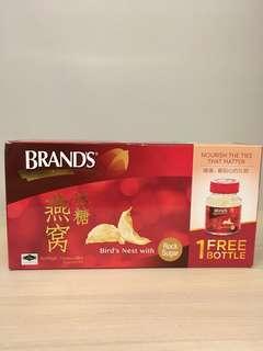 BRAND'S Bird's Nest with Rock Sugar (7 bottles)